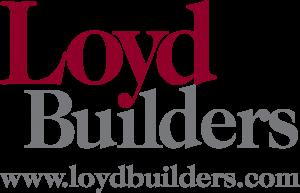transparent loyd builders logo